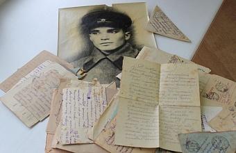 Крайгосархив пополняет коллекцию документов о Великой Отечественной войне