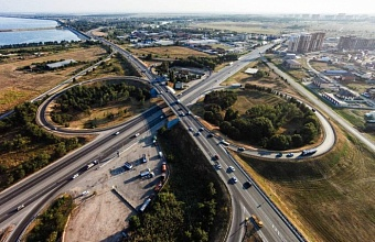 New Junctions to Relieve Roads in Krasnodar