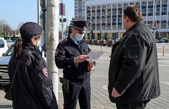 Более 1 тыс. мобильных отрядов самоконтроля патрулируют Краснодарский край