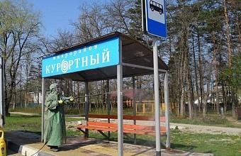 Свыше 3 тыс. км улиц ежедневно дезинфицируют в Краснодарском крае