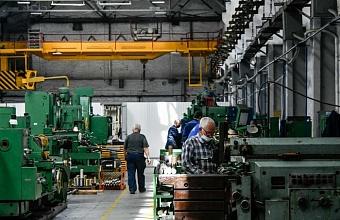 На заводе имени Седина в Краснодаре изготавливают 19 станков