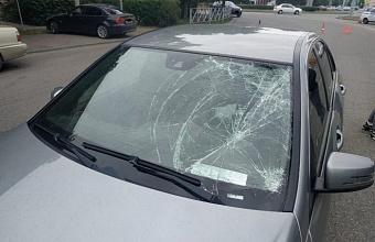 Водитель без прав в Краснодаре сбил 42-летнюю женщину