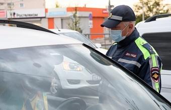 В Краснодар не пустили 266 автомобилей без пропусков
