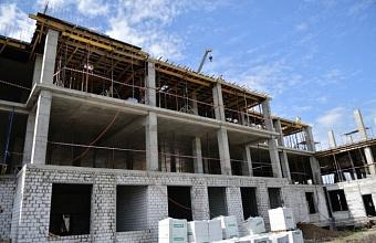 Школа на 1,1 тыс. мест в Новознаменком районе Краснодара откроется в 2021 году