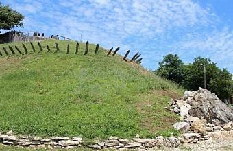 Усть-Лабинская крепость конца XVIII столетия стала  объектом культурного наследия