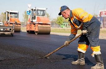 На ремонт дорог в Щербиновском районе за пять лет выделили почти 153 млн рублей
