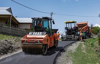 В Сочи в рамках дорожного нацпроекта завершают ремонт переулка Прохладного
