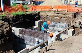 В Кореновске на реконструкцию теплосетей выделили 130 млн рублей