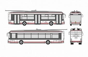 В Краснодаре могут закупить троллейбусы без автономного хода