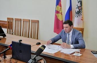 Глава Краснодара рассказал о ситуации с институтом высшего сестринского образования