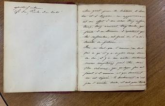 В Сочи задержали подозреваемую в краже дневника с историческими рукописями за 75 млн рублей