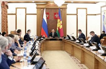 Кондратьев: несмотря на пандемию, финансирование АПК Кубани сокращено не будет