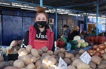 За неделю на Кубани заработали еще 23 продовольственные ярмарки