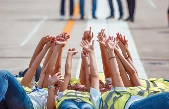 Аэропорты Кубани участвуют в акции ОНФ «Дети говорят!»