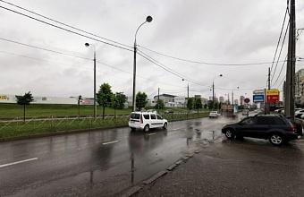 Администрация Краснодара: после ливня в городе подтоплений магистральных дорог нет