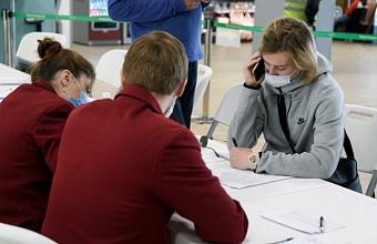 В обсерваторы Краснодара за прошлые сутки отправили 41 авиапассажира