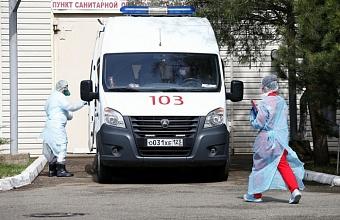 В Краснодарском крае скончались два человека с коронавирусом