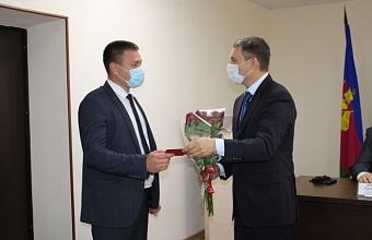 Главой Приморско-Ахтарского городского поселения назначен Артем Сошин