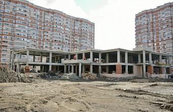 В Западном округе Краснодара в ноябре 2020 г. достроят детсад