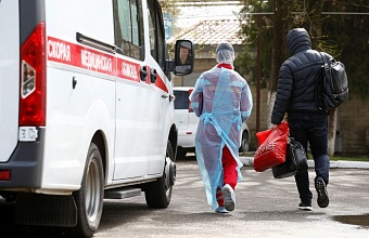На Кубани выздоровели свыше 72% заболевших коронавирусом