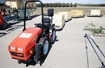 С начала года в Краснодарском крае закупили около 1 тыс. единиц сельхозтехники