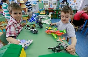 Формирование дежурных групп в детсадах началось в Краснодарском крае