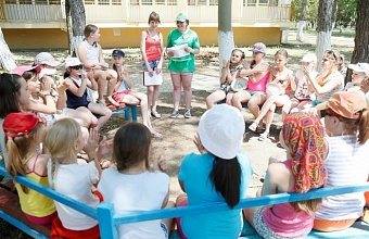 Kids Invited to Spend Holidays in Kuban Region
