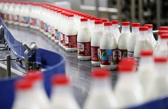 На Кубани с начала года произвели свыше 663 тыс. тонн молока