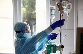 Женщина с коронавирусом скончалась в Краснодаре