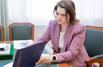 Наталья Костенко вступилась за воспитанников Краснодарского кадетского корпуса