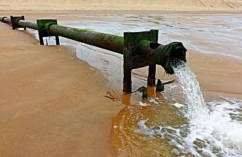 В Сочи оштрафовали «Водосток» за сброс сточных вод в море