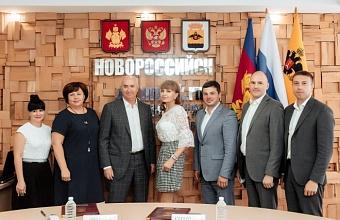 Сбербанк заключил соглашения о стратегическом сотрудничестве с главами двух территорий Краснодарского края
