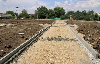 Три зоны отдыха благоустроят в Кущевском районе