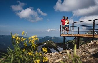Специальные пакетные программы разработали для отдыха в горах Сочи