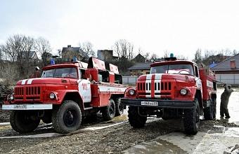 В больнице Краснодара произошел пожар, эвакуировали 80 человек