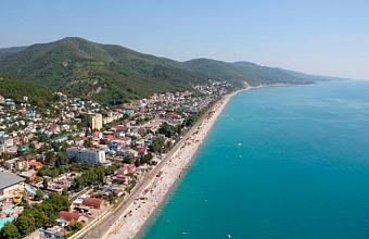 Геленджик и Туапсе назвали российскими курортами с самым теплым морем