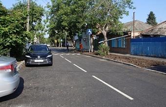 В Краснодаре в рамках дорожного нацпроекта завершили ремонт на 47 объектах