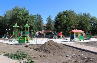 На благоустройство зон отдыха в Новопокровском районе выделили около 34 млн рублей