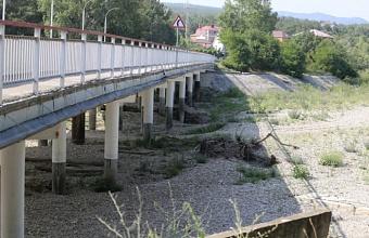 В Геленджике из-за засухи появился дефицит воды