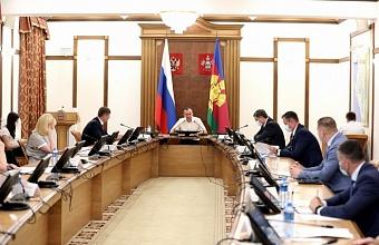 Губернатор Кубани поручил создать оперштаб по устранению перебоев с электроэнергией