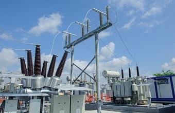 За сегодня в Краснодаре произошло 12 крупных отключений электроэнергии