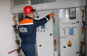 В Краснодаре в большинство домов вернули электричество
