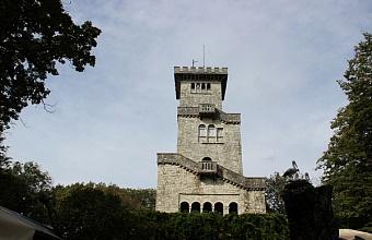 На горе Ахун в Сочи открылась для посещений смотровая башня