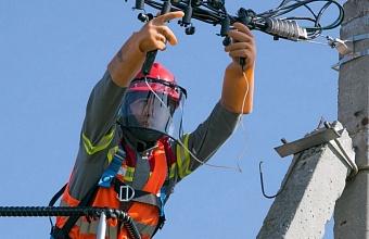 В Краснодаре завершили аварийно-восстановительные работы системы электроснабжения