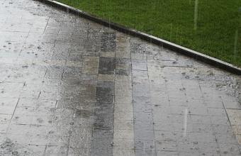 Последствия залповых ливней устранены в Краснодаре