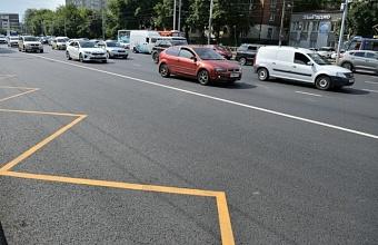 Улица Переходная в Краснодаре полностью отремонтирована