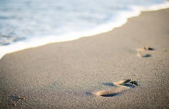 В Анапе запретили купаться в море из-за шторма
