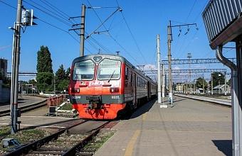 Пригородный ж/д перевозчик из Краснодара получит федеральные субсидии