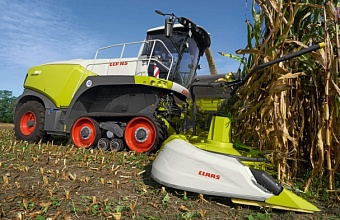 CLAAS: Bound for Record Profit