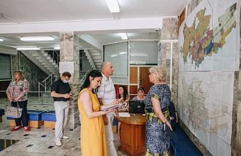 В Краснодаре действуют 40 выездных экспозиций Генплана